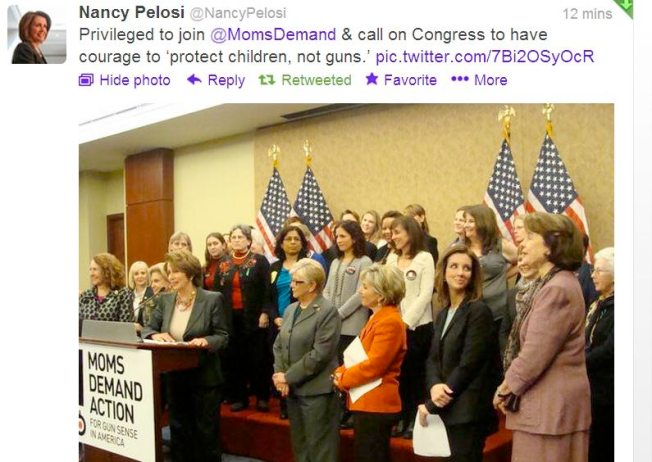 Dr. Barbara Lavi Backs Senators & Congresswomen Fighting for #GunSense